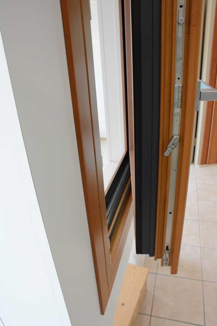 finestra falegnameria veronese